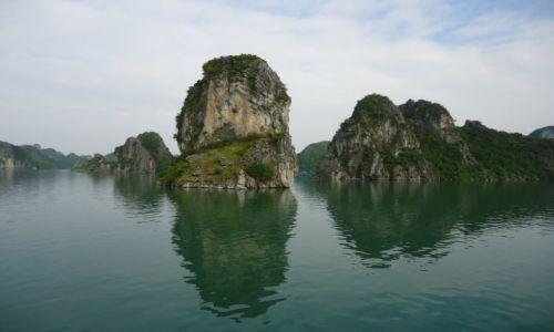 Zdjęcie WIETNAM / Prowincja Quang Ninh / Zatoka Ha Long / Ha Long raz jeszcze