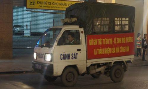 Zdjecie WIETNAM / Saigon / Saigon / Wietnamska POLICE