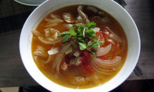 WIETNAM / - / Delta Mekong / Wietnam - potrawa
