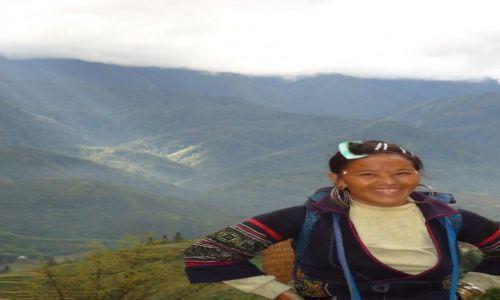 Zdjecie WIETNAM / Lao Cai / Sa Pa / Kobiety Hmong (1)