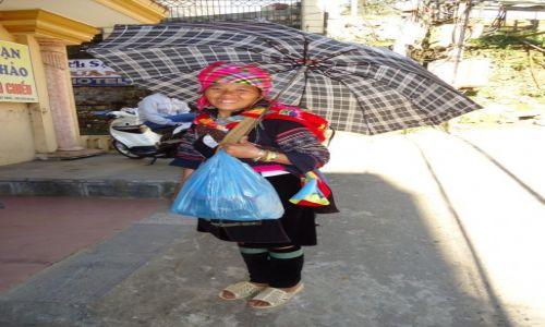 Zdjecie WIETNAM / Lao Cai / Sa Pa / Kobiety Hmong (2)