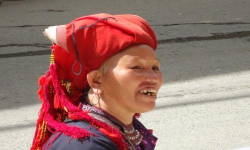Zdjecie WIETNAM / Lao Cai / Sa Pa / Kobiety Hmong (3)