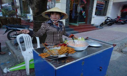 Zdjęcie WIETNAM / Hai Phong / Cat Ba (miasto) / Uliczne jedzenie