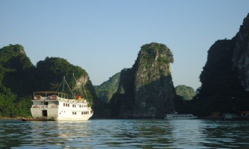 Zdjęcie WIETNAM / Prowincja Quang Ninh / Zatoka Ha Long / Zatoka