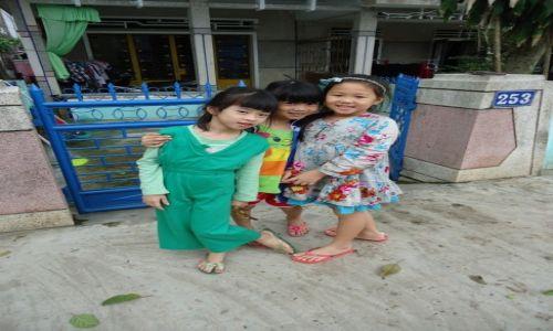 Zdjęcie WIETNAM / Thua Thien-Hue / środkowy Wietnam / Hue / Dzieci (3)
