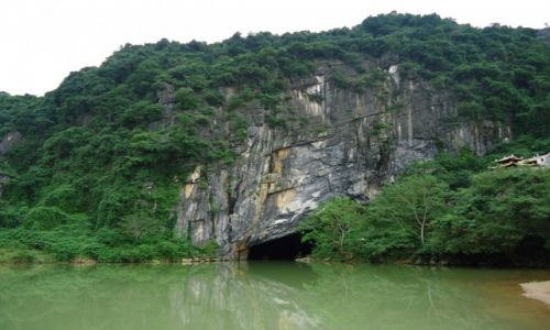 Zdjecie WIETNAM / Quang Binh / środkowy Wietnam / Phong Nha Ke Bang / Podziemna rzeka