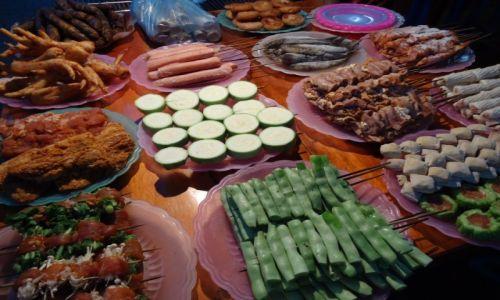 Zdjecie WIETNAM / Lao Cai / Sa Pa / Wietnamskie przysmaki ....