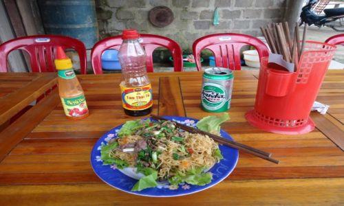 Zdjecie WIETNAM / Quang Binh / środkowy Wietnam / Son Trach / Coby wyczerpać temat kulinariów