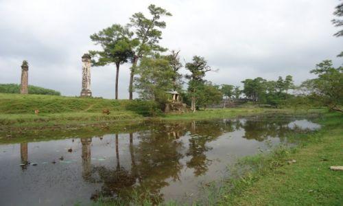 Zdjęcie WIETNAM / Thua Thien-Hue / okolice Hue / Grobowiec Gia Long (5)