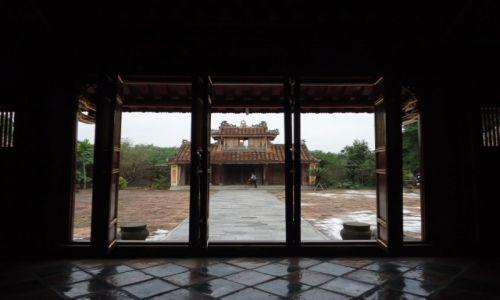 Zdjęcie WIETNAM / Thua Thien-Hue / okolice Hue / Grobowiec Thieu Tri (2)