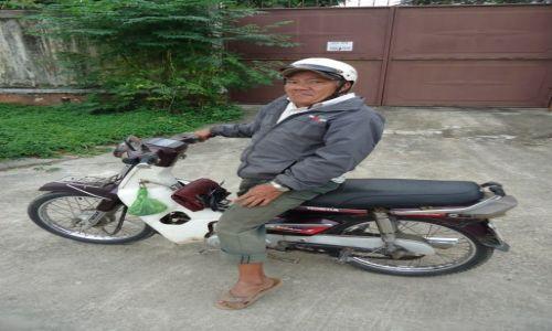 Zdjęcie WIETNAM / Thua Thien-Hue / Hue / Motorbike ?