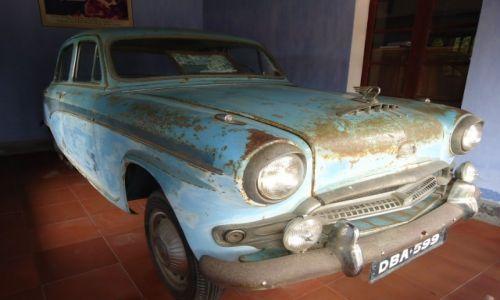 Zdjęcie WIETNAM / Thua Thien-Hue / Hue / Historyczny samochód