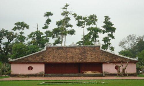 Zdjęcie WIETNAM / Thua Thien-Hue / Hue / Świątynia - kompleks Thien Mu