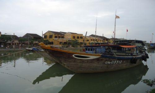 Zdjęcie WIETNAM / Quang Nam / środkowy Wietnam / Hoi An / Trochę deszczowe Hoi An