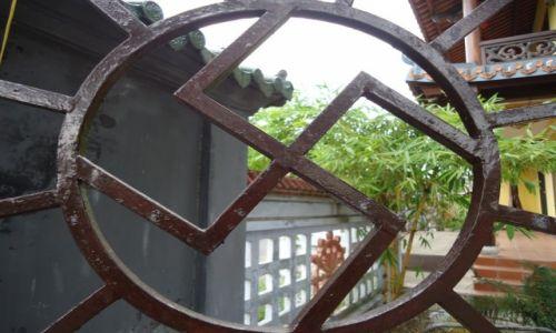 Zdjęcie WIETNAM / Quang Nam / środkowy Wietnam / Hoi An / Symbol pokoju ?