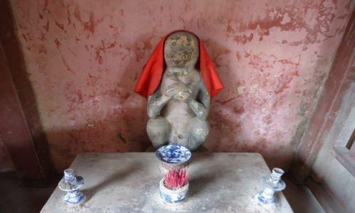 Zdjęcie WIETNAM / Quang Nam / środkowy Wietnam / Hoi An / Figura małpy