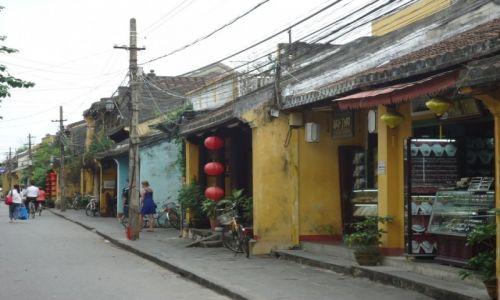 Zdjęcie WIETNAM / Quang Nam / środkowy Wietnam / Hoi An / Uliczki Hoi An