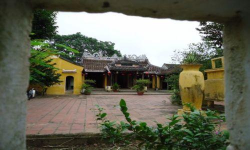 Zdjęcie WIETNAM / Quang Nam / środkowy Wietnam / Hoi An / Świątynia Cam Pho