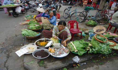 Zdjęcie WIETNAM / Quang Nam / środkowy Wietnam / Hoi An / Na targu