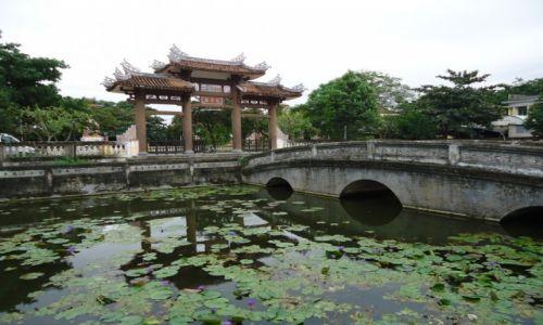Zdjecie WIETNAM / Prowincja Quang Nam / środkowy Wietnam  / Hoi An / Świątynia Konfucjusza