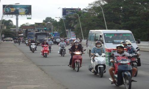 Zdjęcie WIETNAM / Thua Thien-Hue / Hue / Na ulicy