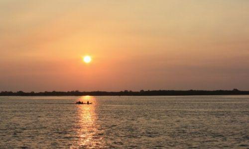 Zdjęcie WIETNAM / Delta Mekongu / Ha Tien / Powrót z porannego połowu