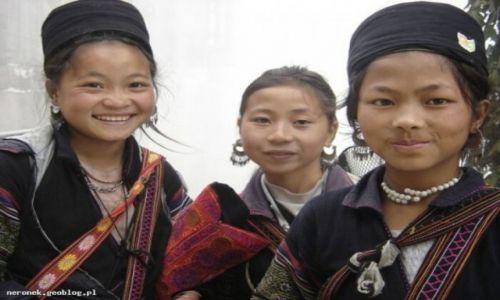 Zdjecie WIETNAM / Sa Pa  / Sa Pa  / Czarni Hmongowie