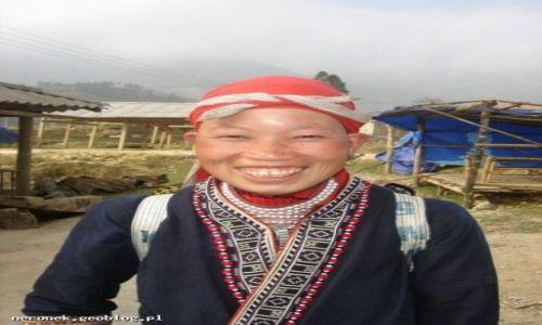 Zdjecie WIETNAM / Sa Pa  / Wietnam Północny / Czerwoni Chmongowie