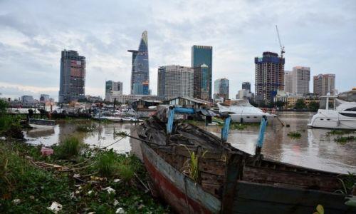 Zdjęcie WIETNAM / Ho chi minh / Ho chi minh / Downtown HCMC