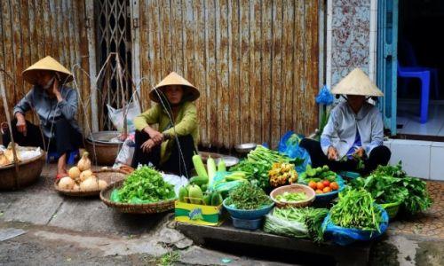 Zdjęcie WIETNAM / HCMC / HCMC / Na targu