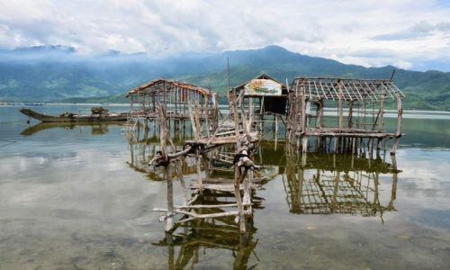 Zdjecie WIETNAM / Danang / Danang / Nad woda
