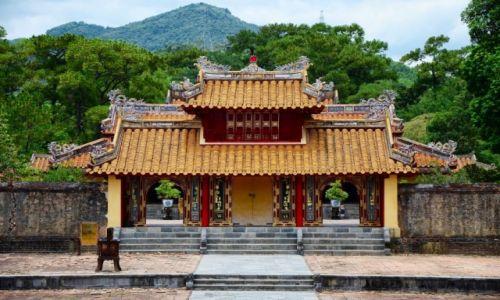 Zdjęcie WIETNAM / Hue / Hue / Ming Mang
