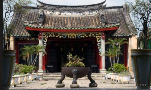 WIETNAM / Hoi An / Hoi An / Świątynia w Hoi An