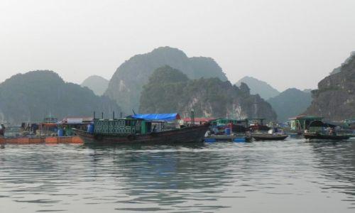 Zdjęcie WIETNAM / halong bay / ,,, / zatoka