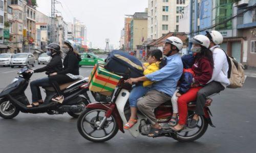 Zdjęcie WIETNAM / Wietnam południowy / Ho Chi Minh / Rodzina