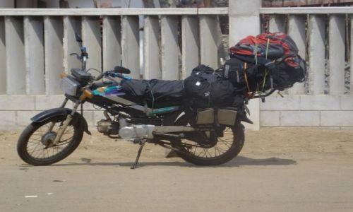 WIETNAM / poludnie / Ho Chi Minh / Motocyklem przez Wietnam