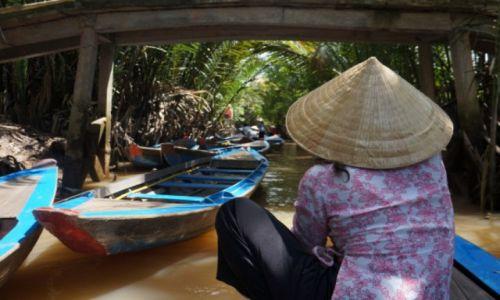 Zdjecie WIETNAM / Delta Mekongu / Delta Mekongu / Na delcie