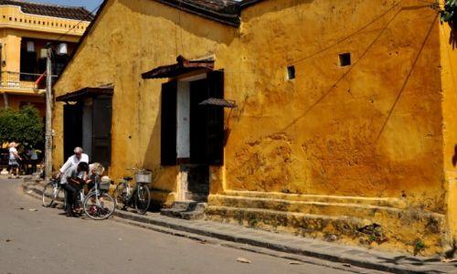 Zdjecie WIETNAM / środkowy Wietnam / Hoi An / Zabytkowe domy w Hoi An