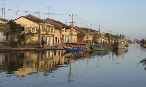 WIETNAM / brak / Hoi An / Hoi An - urokliwe miasto gdzie przenikają się różne kultury