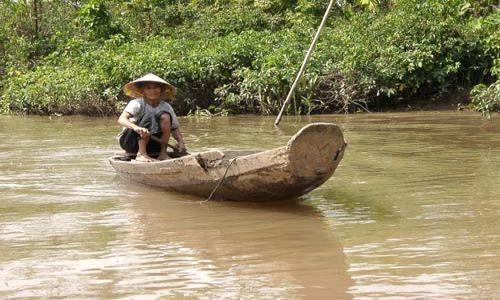 WIETNAM / Delta Mekongu / Delta Mekongu / No Comments...