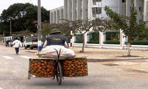 WIETNAM / brak / Hanoi / Ekologiczna ciężarówka