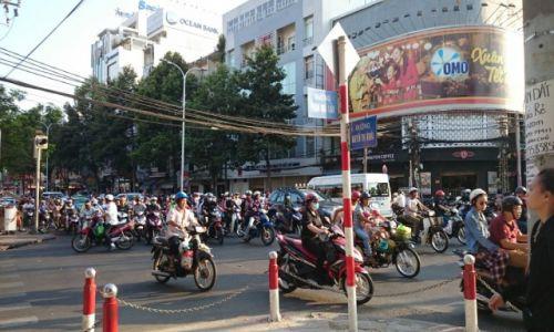 Zdjęcie WIETNAM / Ho Chi Minh / Ho Chi Minh / Kto nas policzy