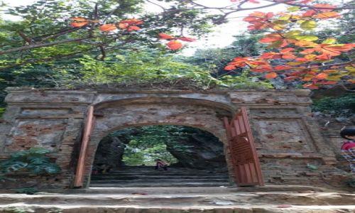Zdjęcie WIETNAM / Hoi an / Da Nang / brama