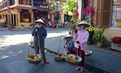 Zdjecie WIETNAM / Hoi an / Hoi an / Wietnamki