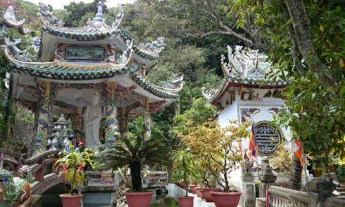 Zdjęcie WIETNAM / Hoi an  / Da Nang / świątynia