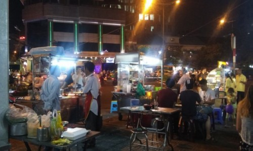 WIETNAM / Sajgon / Sajgon / Street Food