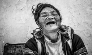 Zdjęcie WIETNAM / sa pa / sa pa / hmong woman