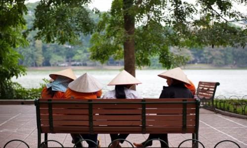 Zdjęcie WIETNAM / hanoi / wietnam / 1