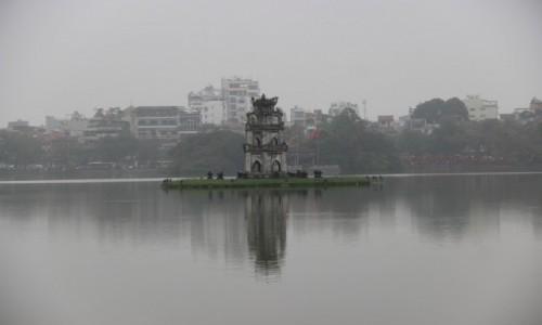 WIETNAM / Północny Wietnam / Hanoi / Jezioro zwróconego miecza