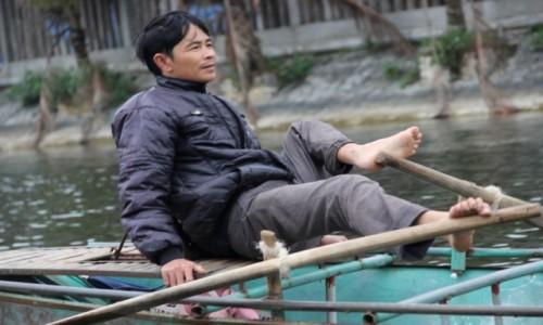 WIETNAM / Wietnam Północny / Ninh Binh / Przewoźnik 1